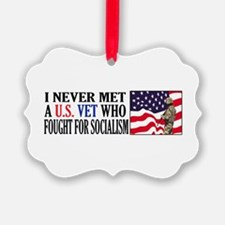 I Never Met A US Vet Who Fought For Socialism Pict