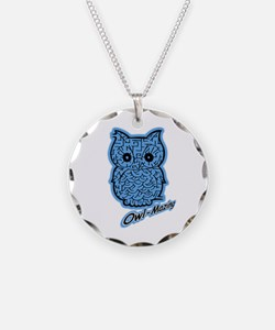 Owl-Mazing Necklace