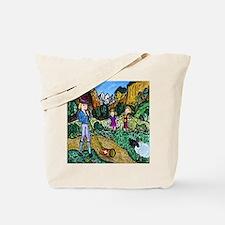 Alpen Dance Tote Bag