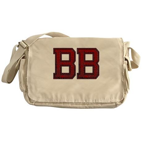 BB, Vintage Messenger Bag