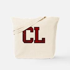 CL, Vintage Tote Bag