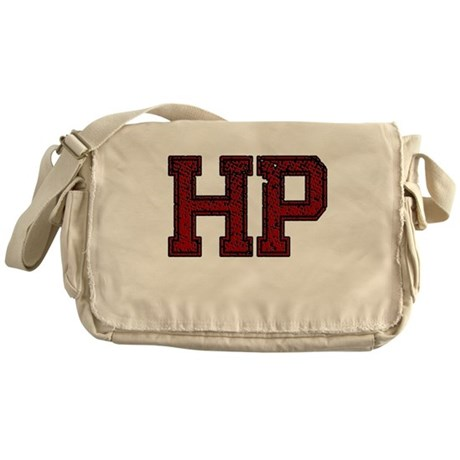 HP, Vintage Messenger Bag