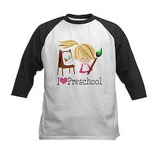I Heart Preschool Tee