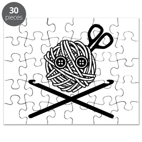 Pirate Crochet Puzzle