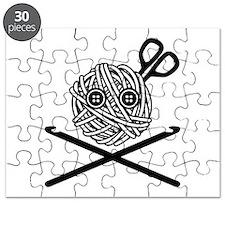 Pirate Crochet Puzzle