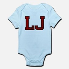 LJ, Vintage Infant Bodysuit
