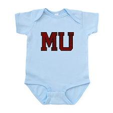MU, Vintage Infant Bodysuit