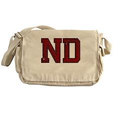 ND, Vintage Messenger Bag