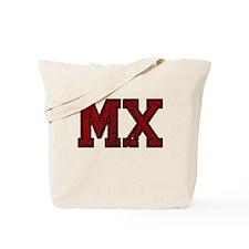 MX, Vintage Tote Bag