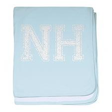 NH, Vintage baby blanket