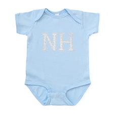 NH, Vintage Infant Bodysuit