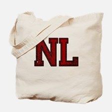 NL, Vintage Tote Bag
