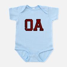 OA, Vintage Infant Bodysuit