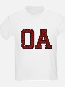 OA, Vintage T-Shirt