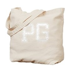 PG, Vintage Tote Bag