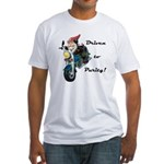 Driven to Purity Fitted T-Shirt