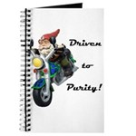 Driven to Purity Journal