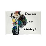 Driven to Purity Rectangle Magnet (10 pack)