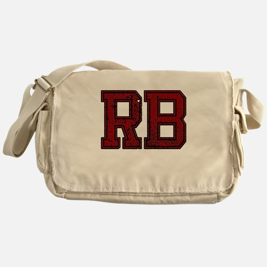 RB, Vintage Messenger Bag