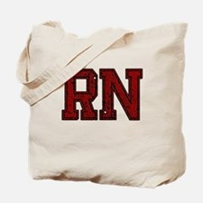 RN, Vintage Tote Bag
