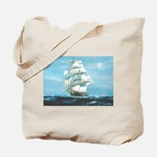 China Sea Race 1826 Tote Bag