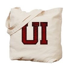 UI, Vintage Tote Bag