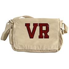VR, Vintage Messenger Bag