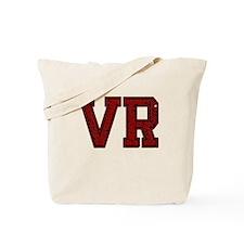 VR, Vintage Tote Bag