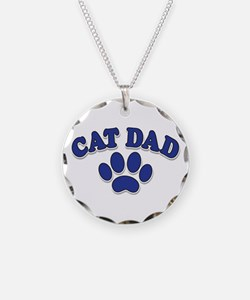 Cat Dad/Father's Day Necklace