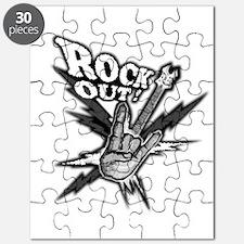 Rockout Guitar Puzzle