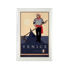 Venice Rectangle Magnet
