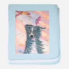 Trifle Breezy baby blanket
