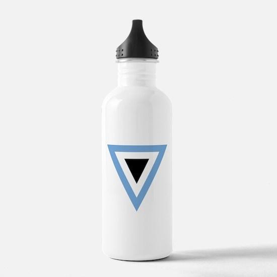 Botswana Roundel Water Bottle