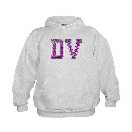DV, Vintage Kids Hoodie