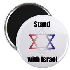 Stand with Israel Magnet