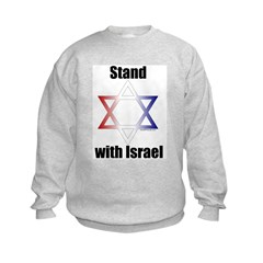 Stand with Israel Sweatshirt