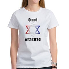 Stand with Israel Tee