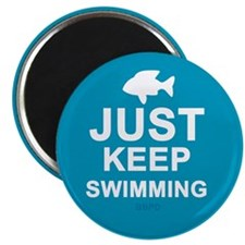 Keep Swimming Magnet
