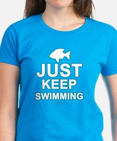 Just Keep Swimming Tee
