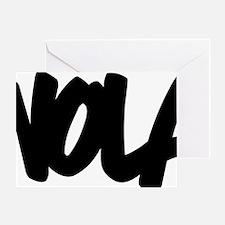 NOLA Brushed Greeting Card