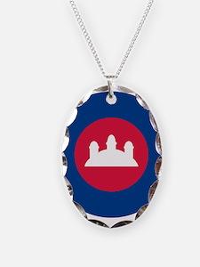 Cambodia Roundel Necklace