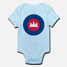 Cambodia Roundel Infant Bodysuit