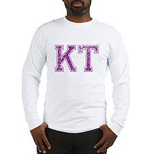 KT, Vintage Long Sleeve T-Shirt