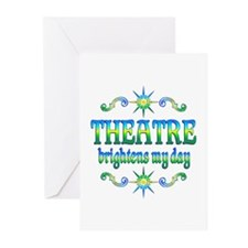 Theatre Brightens Greeting Cards (Pk of 10)
