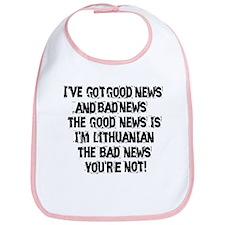 Good News and Bad News Lithuanian Bib