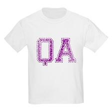 QA, Vintage T-Shirt
