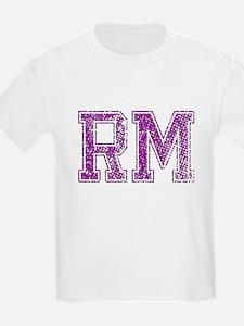 RM, Vintage T-Shirt