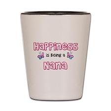 Unique Nana Shot Glass