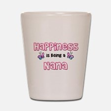 Cute Nana Shot Glass