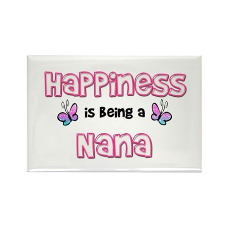 Happiness Is Being A Nana Magnets